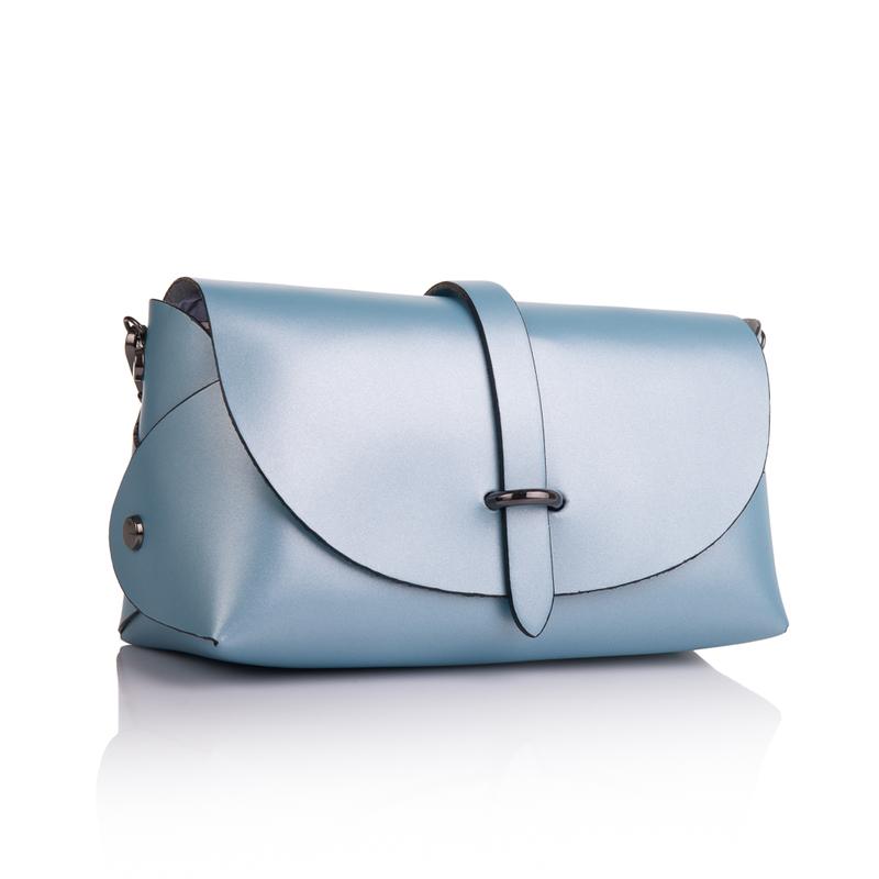 Кожаная женская сумка Virginia Conti (Италия) 13384 - фото 1