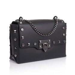 Кожаная женская сумка Virginia Conti (Италия) id