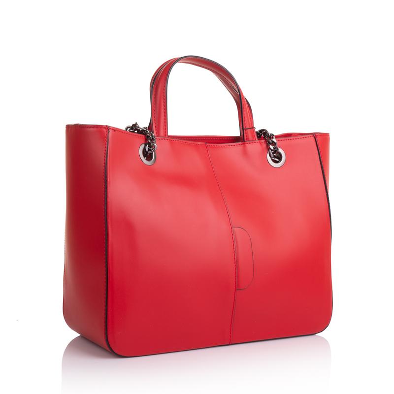 Кожаная женская сумка Virginia Conti (Италия) 13360 - фото 1
