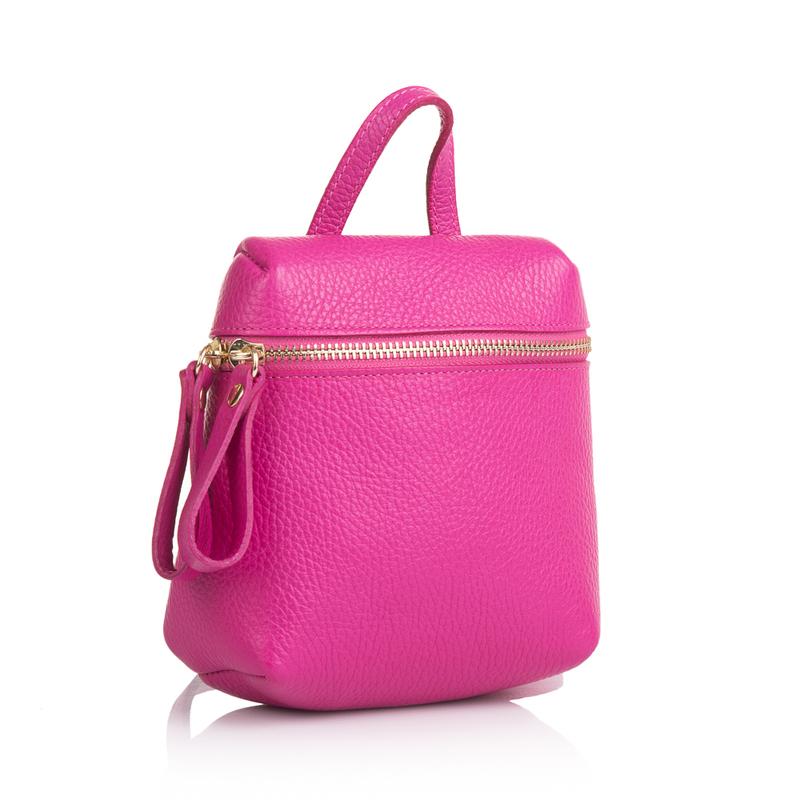 Кожаная женская сумка Virginia Conti (Италия) 13377 - фото 1