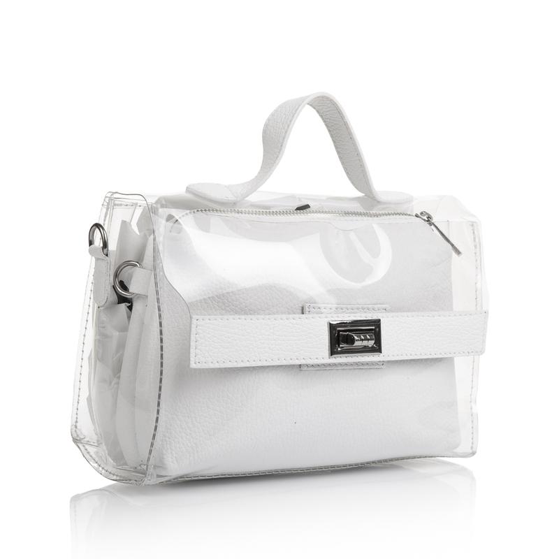 Кожаная женская сумка Virginia Conti (Италия) 13321 - фото 1