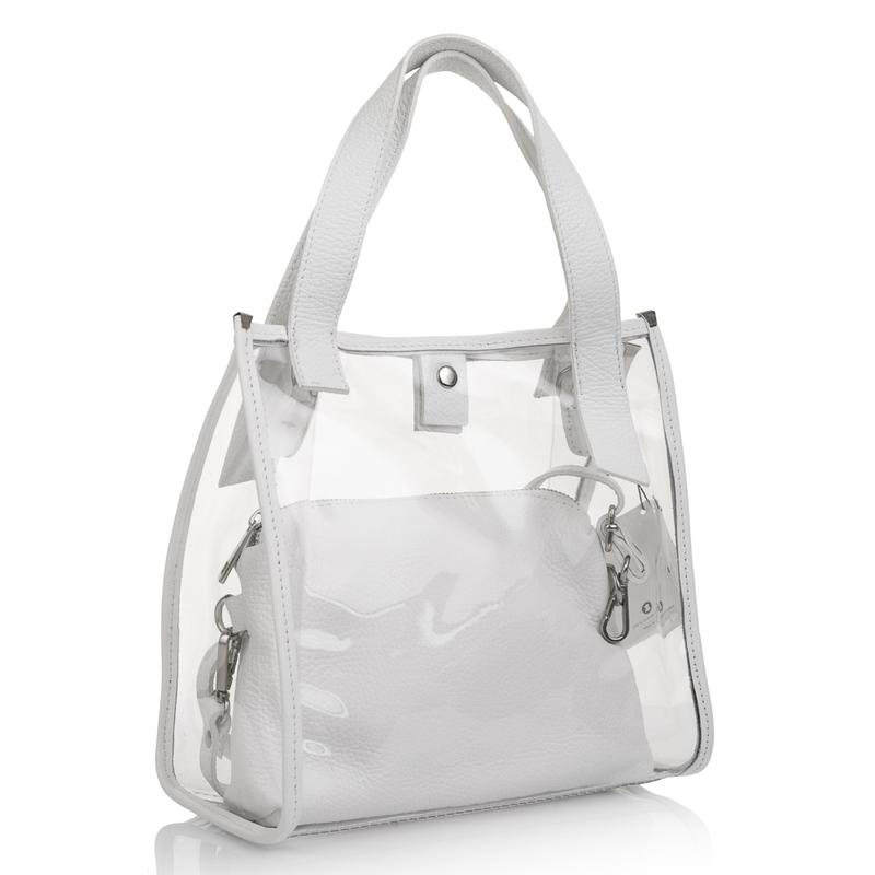 Кожаная женская сумка Virginia Conti (Италия) 13320 - фото 1