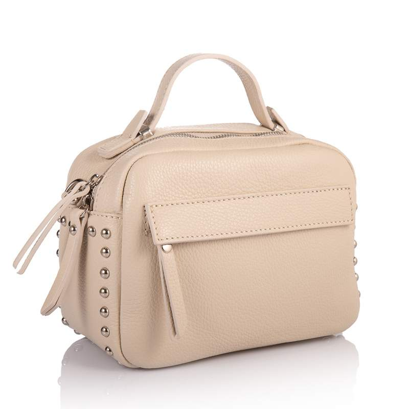 Кожаная женская сумка Virginia Conti (Италия) 17869 - фото 1