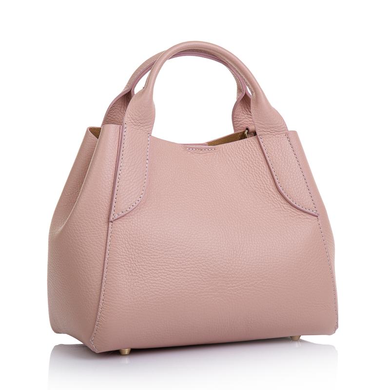 Кожаная женская сумка Virginia Conti (Италия) 13304 - фото 1