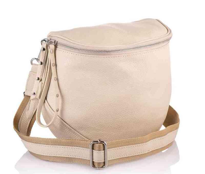 Кожаная женская сумка Virginia Conti (Италия) 17824 - фото 1