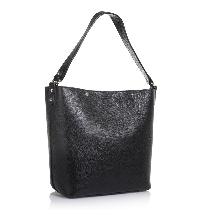 Кожаная женская сумка Virginia Conti (Италия) 13818 - фото 1