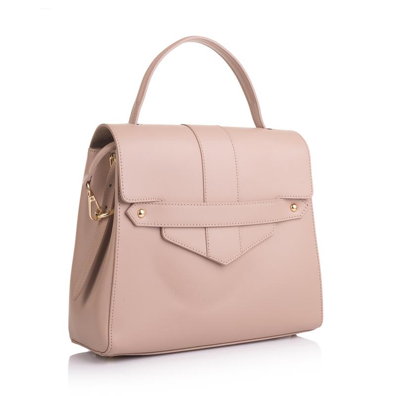 Кожаная женская сумка Virginia Conti (Италия) 13358 - фото 1
