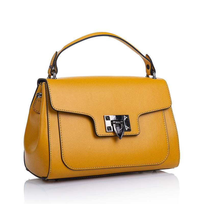 Кожаная женская сумка Virginia Conti (Италия) 13301 - фото 1