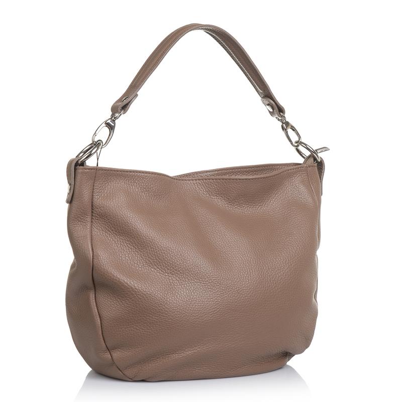 Кожаная женская сумка Virginia Conti (Италия) 13821 - фото 1