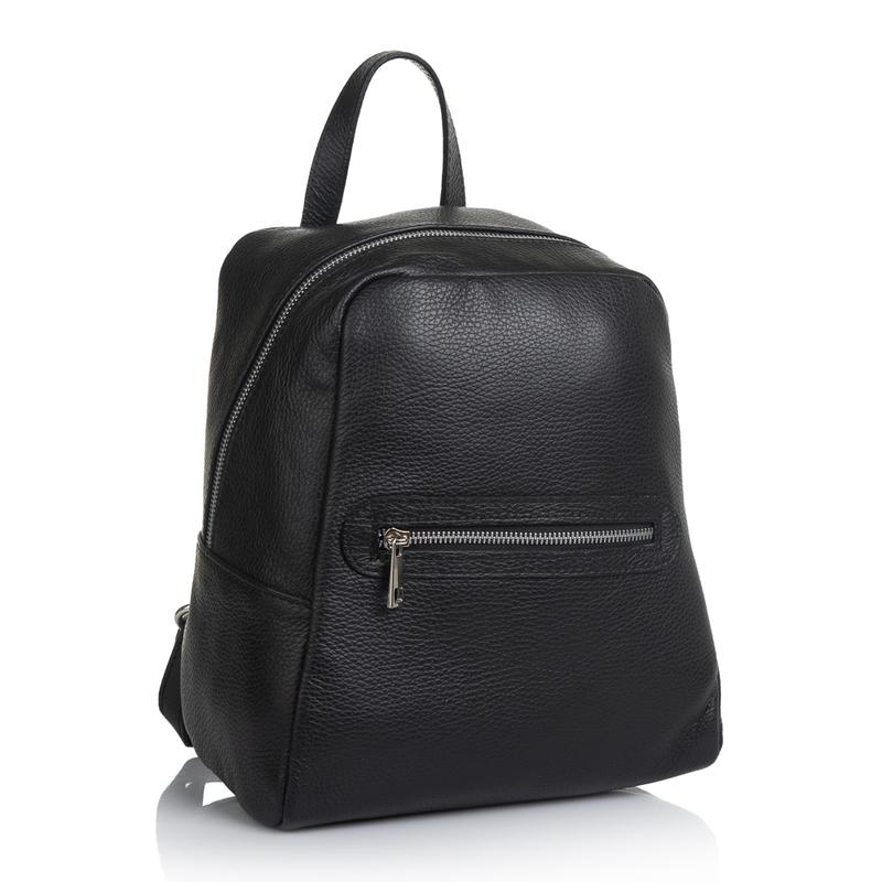 Женский кожаный рюкзак Virginia Conti (Италия) 13847 - фото 1