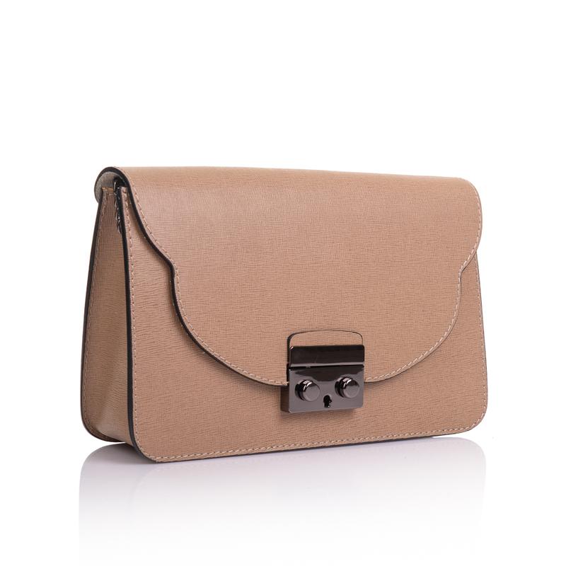Кожаная женская сумка Virginia Conti (Италия) 13317 - фото 1
