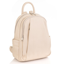 Женский кожаный рюкзак Virginia Conti (Италия) id