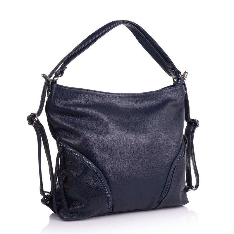 Кожаная женская сумка Virginia Conti (Италия) 13824 - фото 1