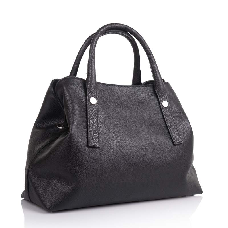 Кожаная женская сумка Virginia Conti (Италия) 13825 - фото 1
