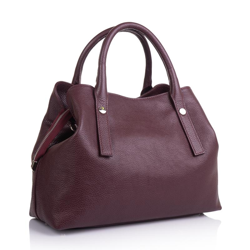 Кожаная женская сумка Virginia Conti (Италия) 13827 - фото 1