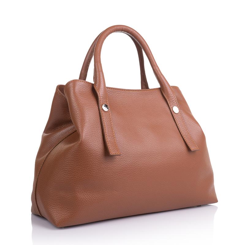 Кожаная женская сумка Virginia Conti (Италия) 13828 - фото 1