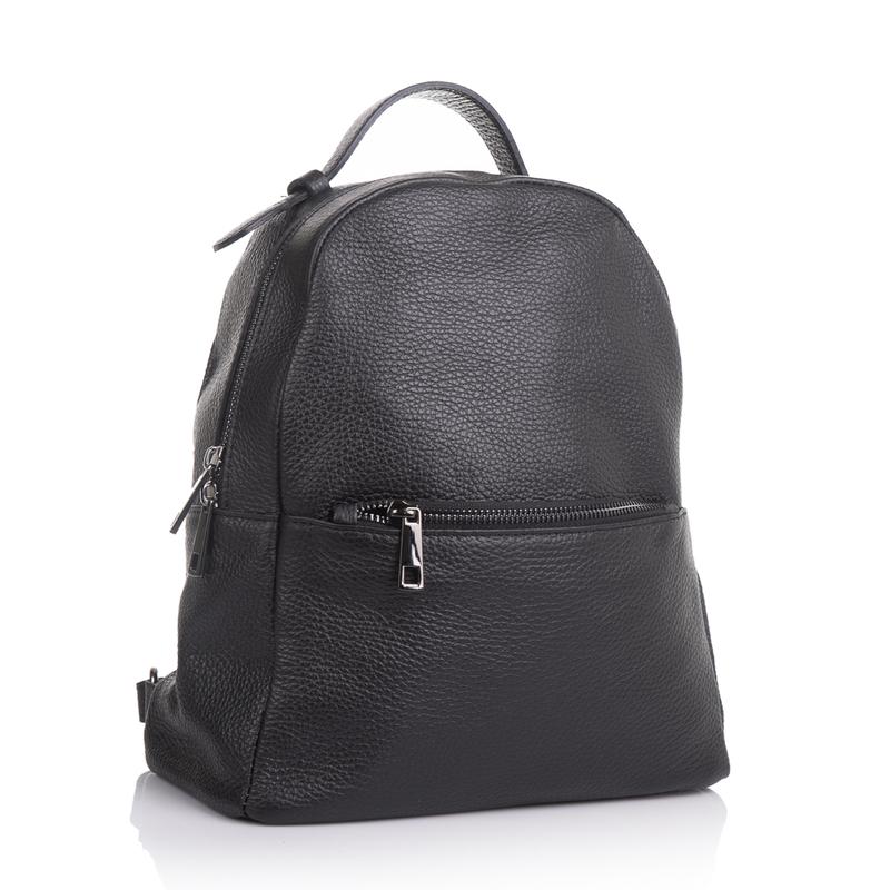 Женский кожаный рюкзак Virginia Conti (Италия) 13849 - фото 1