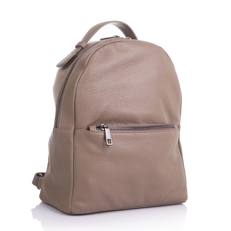 Женский кожаный рюкзак Virginia Conti (Италия) 13850 - фото 1
