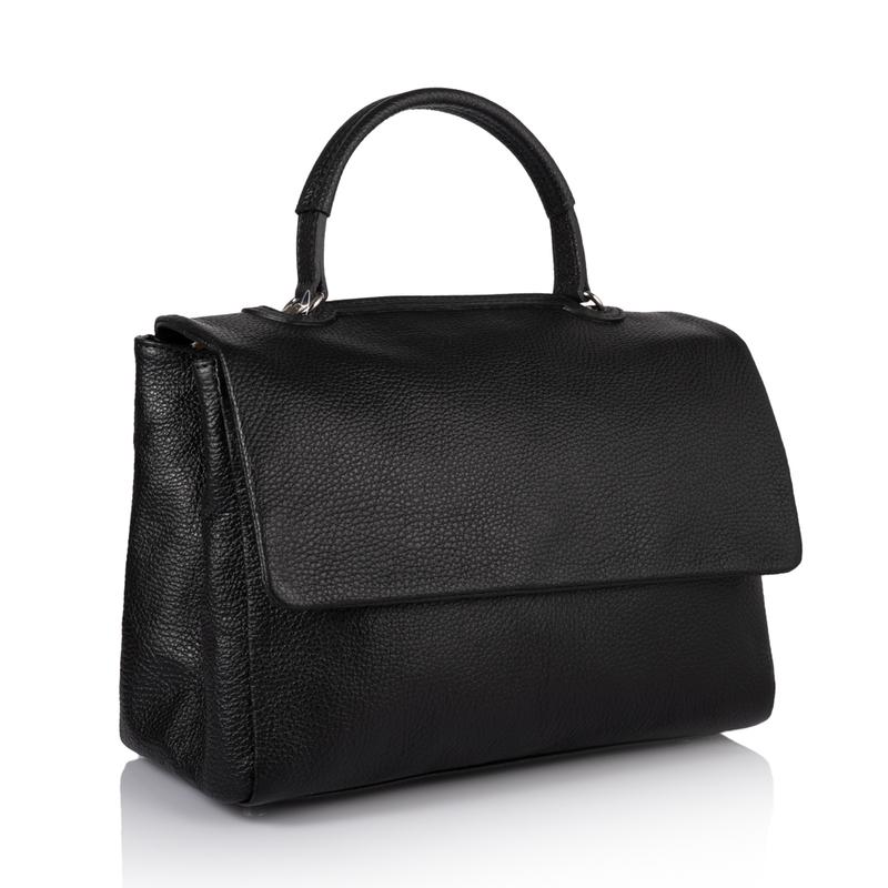 Кожаная женская сумка Virginia Conti (Италия) 17864 - фото 1
