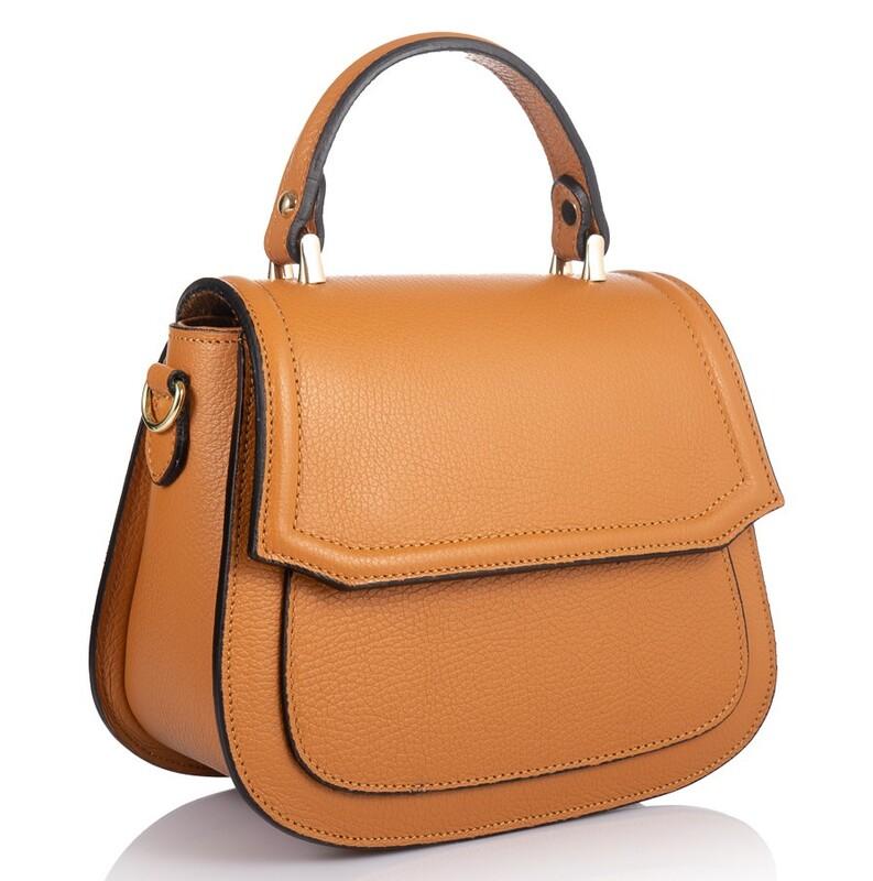 Кожаная женская сумка Virginia Conti (Италия) 17880 - фото 1