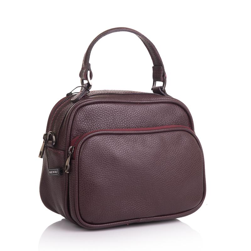 Кожаная женская сумка Virginia Conti (Италия) 13375 - фото 1