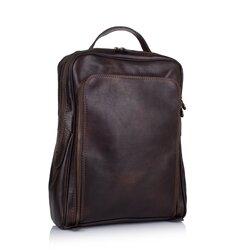 Мужской кожаный рюкзак Virginia Conti (Италия) 11313