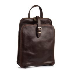 Женский кожаный рюкзак Vera Pelle (Италия) 10658