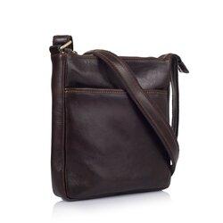 Кожаная сумка-мессенджер Virginia Conti (Италия) 11275