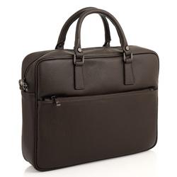 Мужской кожаный портфель Virginia Conti (Италия)