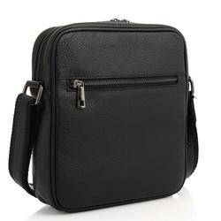Кожаная сумка-мессенджер Virginia Conti (Италия) id