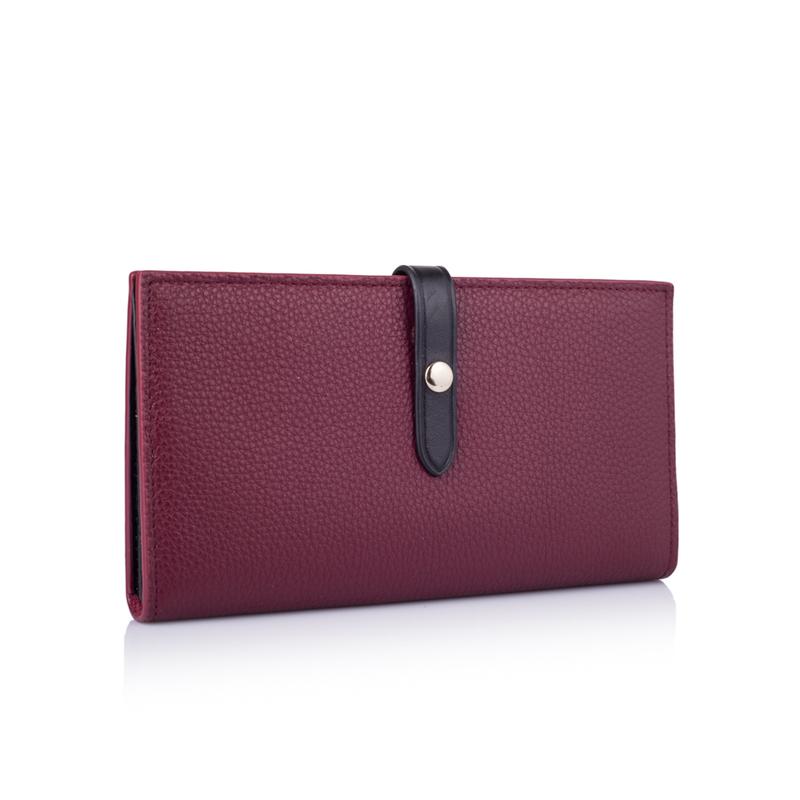 Кожаный женский кошелек Virginia Conti (Италия) 11348 - фото 1