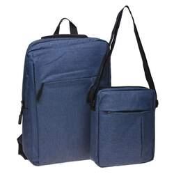 Мужской рюкзак + сумка Remoid