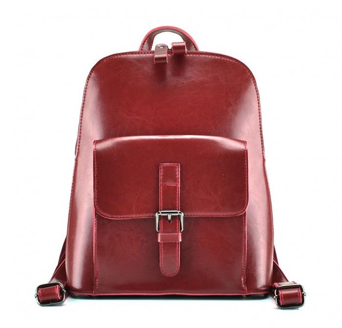Кожаный рюкзак GRAYS 17982 - фото 1