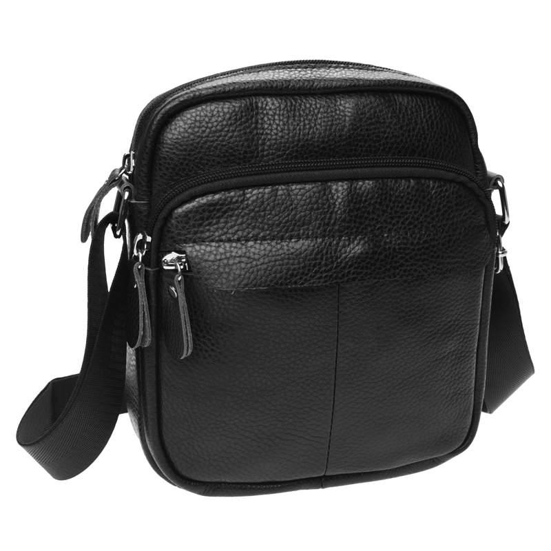 Мужская кожаная сумка Keizer 18438 - фото 1