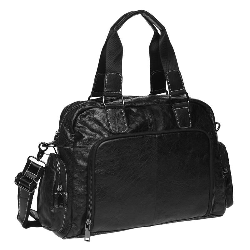Мужская кожаная сумка Keizer 18440 - фото 1
