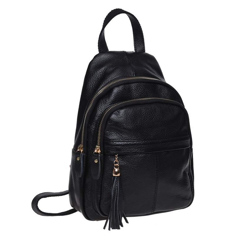 Женский кожаный рюкзак Keizer 18424 - фото 1