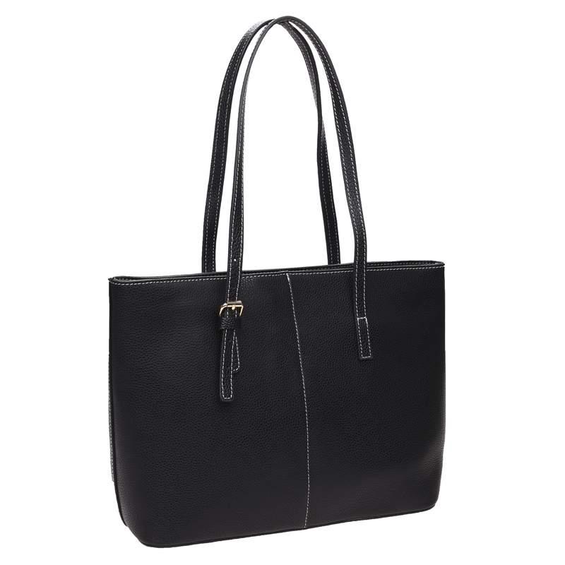 Кожаная женская сумка Keizer 18407 - фото 1