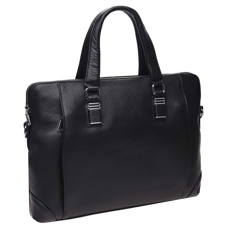 Мужская кожаная сумка Keizer 18451 - фото 1