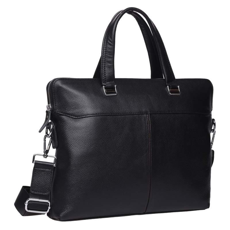 Мужская кожаная сумка Keizer 18462 - фото 1
