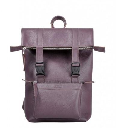 Кожаный рюкзак JIZUZ LADY DESERT WINE 11562 - фото 1