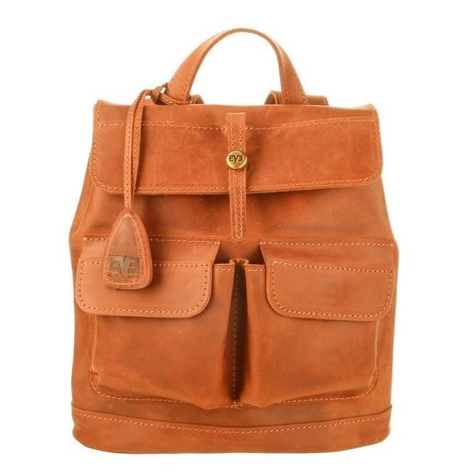 """Кожаный рюкзак Level """"Бейби Боббер"""" 11820 - фото 1"""