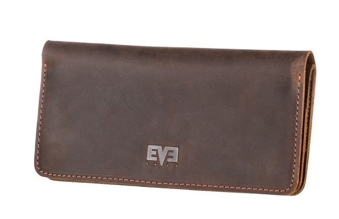 Женский кожаный кошелек Смарт Level 12469 - фото 1