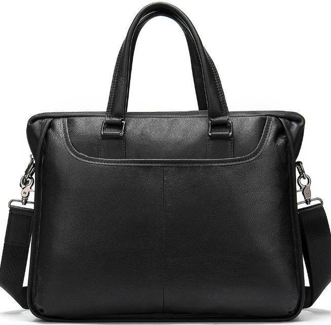 Кожаный портфель Buffalo Bags 13549 - фото 1