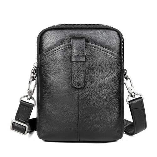 Мужская кожаная сумка Marranti 13741 - фото 1