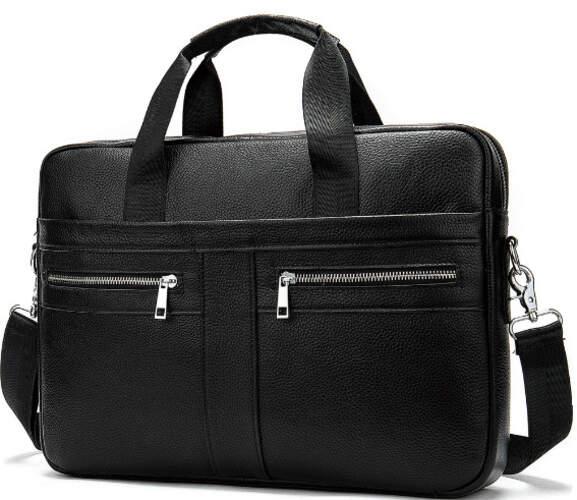 Кожаный портфель Buffalo Bags 18394 - фото 1