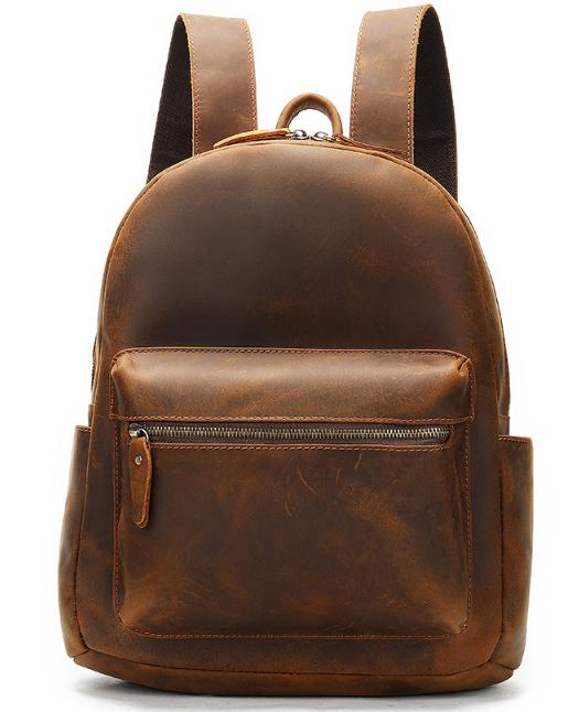 Кожаный рюкзак MARRANTI 13553 - фото 1