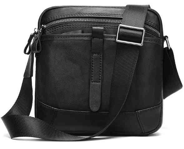 Мужская кожаная сумка Buffalo Bags 18395 - фото 1