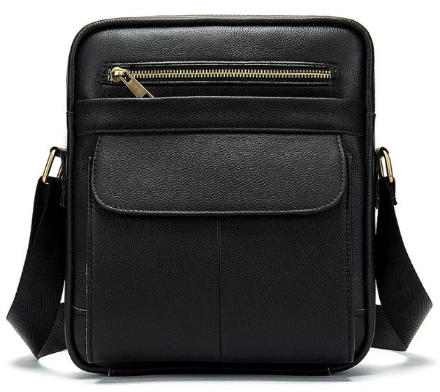 Мужская кожаная сумка Buffalo Bags 13551 - фото 1