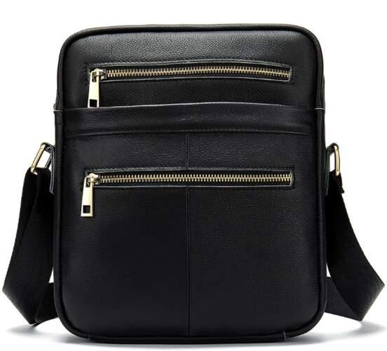 Мужская кожаная сумка Buffalo Bags 13550 - фото 1