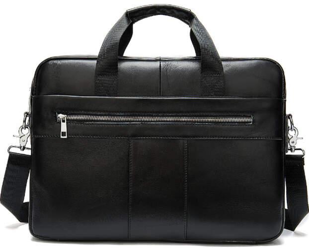 Кожаный портфель Buffalo Bags 18383 - фото 1